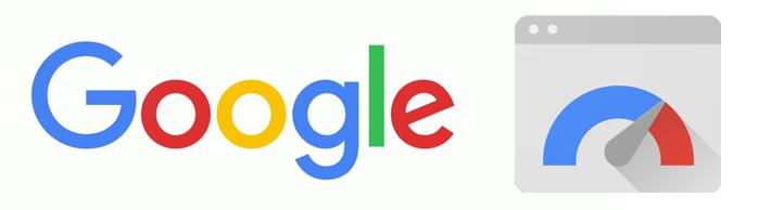 Google PageSpeed logo connaitre la vitesse de mon site internet