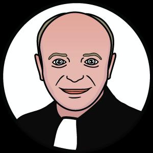 Portrait de l'avocat Maître Vincent Roux