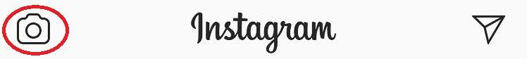Passer en direct sur Instagram