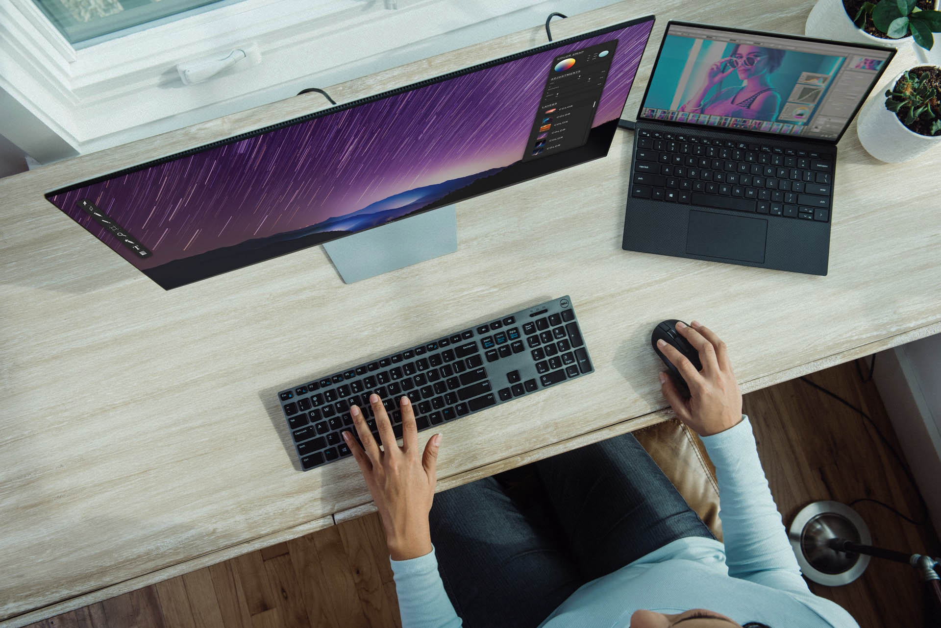 ordinateur télétravail