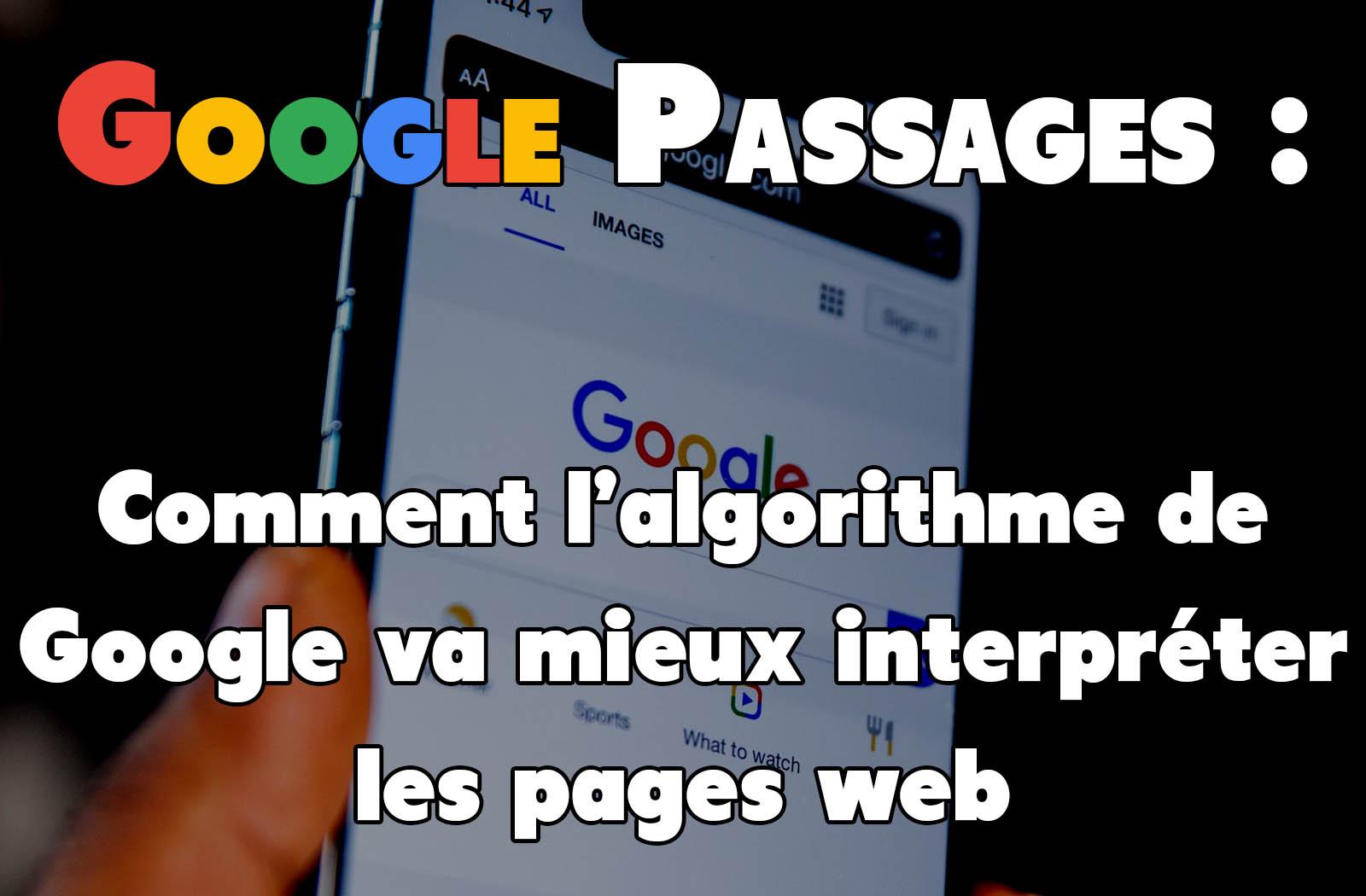 Google Passages