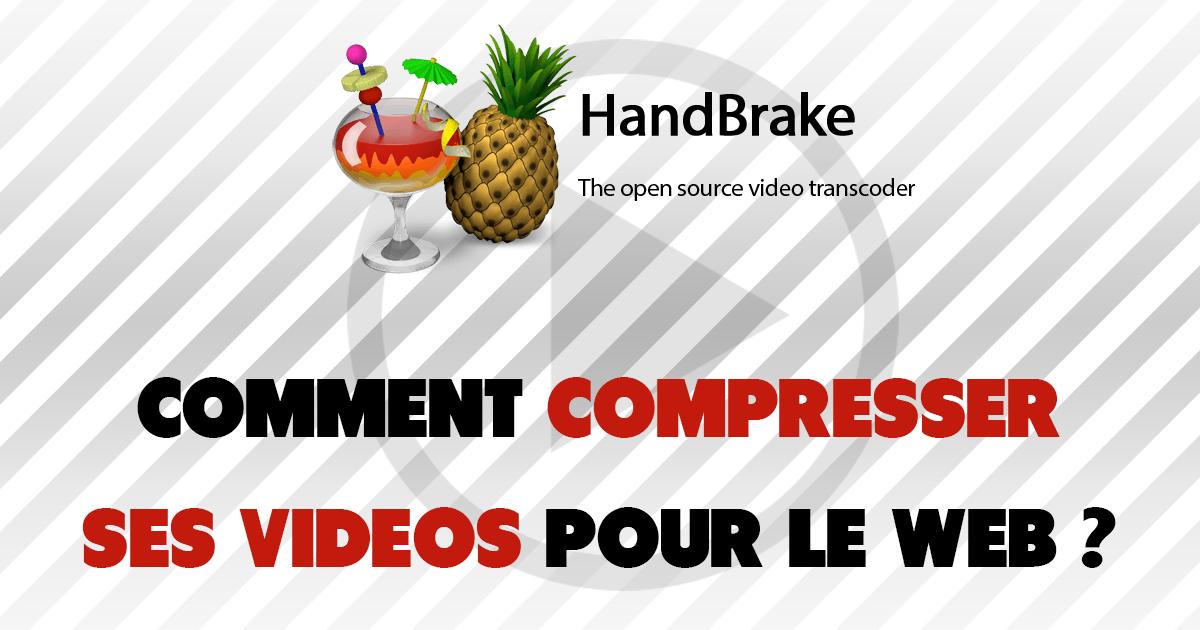 Tuto Compresser Une Video Pour Reduire Sa Taille Wecomm