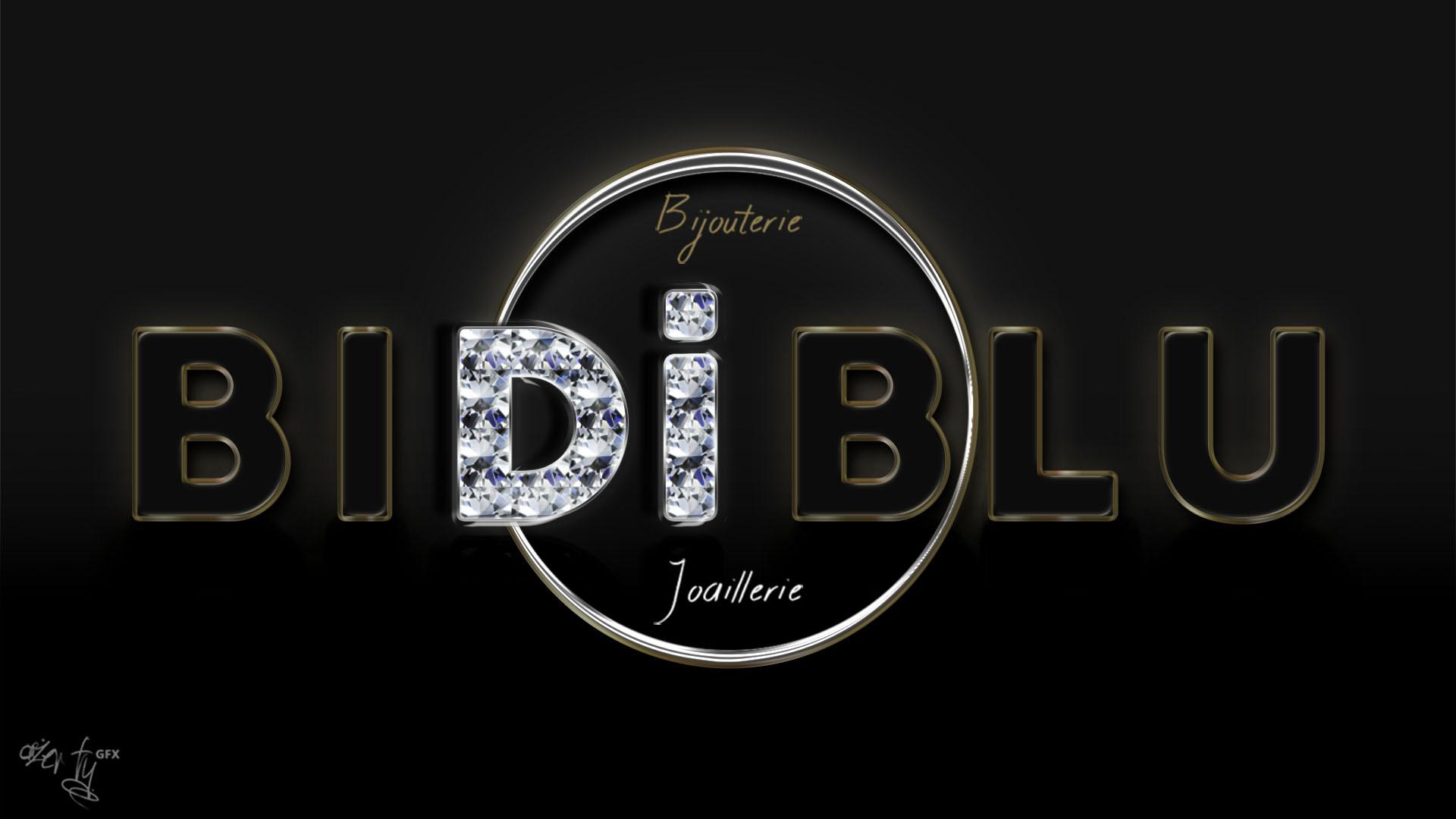Bidiblu logo bijouterie